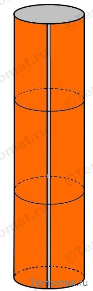 Прогрев  круглой  колонны.jpg