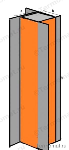 Прогрев колонны в универсальной опалубке.jpg