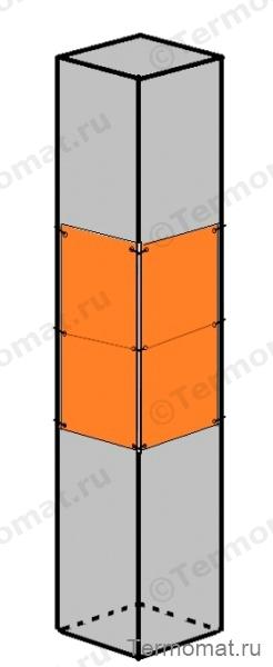 Прогрев стыка составной колонны.jpg
