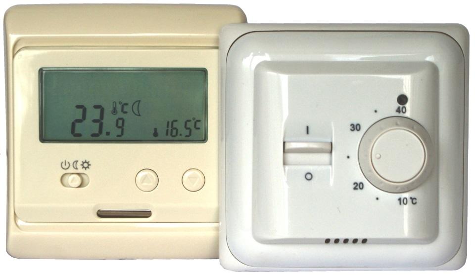 ...в электрических и... С 1 июня 2013 года поступили в продажу новые терморегуляторы для отопления Е31.116 и Е72.26.